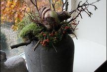 Váza s mechem