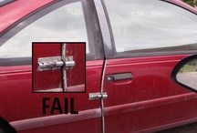 Repair DIY Fail
