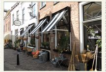 Vintage in Deventer / Vintage straten