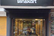 Lenskart store in Ahmedabad / A sneak peak into the exclusive Lenskart store in Ahmedabad.