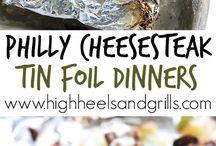 Tin Foil Dinners