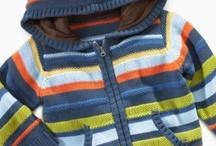 Пальто, жакеты, курточки для детей крючком и спицами