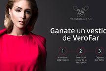 Concursos Veronica Far / Autumn Winter 2015 Colection www.veronicafar.com.ar