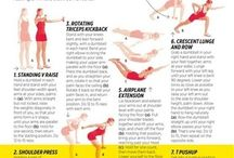 Exercises / by Sherrilee Don-Paul