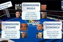 Le Commissioni della Lega Pro Boxe