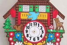 Clocks / by Megan Lapp
