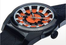 PX-15 Turbine / PX-15, TURBINE, German design, - Sporty and Turbine looking design, with strong and protruded indexes on dial  Please see the details at : http://www.pixowatch.com/PIXO-PX-15