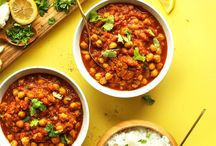 recipes: curry