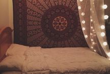 Home / Decor and DIY inspiration for flat / clean bohemian gypsy sanctuary