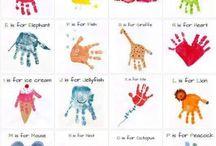 prstové farby