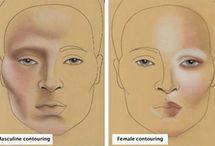 Make up / Maquillaje y caracterización