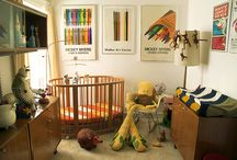 Children room / by Joie Borland Booth