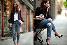 We Love Fashion / Nos inspira la moda y nos encanta el streetstyle. Aquí te mostramos una selección de looks de bloggers y famosas para que te inspires y vayas a la última.  / by Shoespanish Fashion