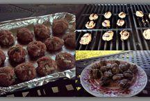 Recipes on my blog / Le ricette che condivido sul mio blog Parole Sparse qua e lá