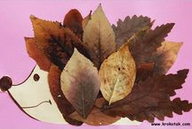 autumn crafts kids