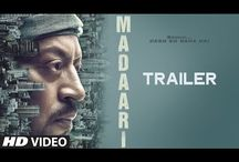 MADAARI Official Trailer 2016 | Irrfan Khan, Jimmy Shergill / MADAARI Movie Release Date – 10th June, 2016