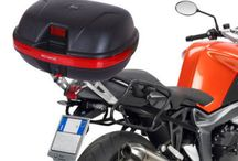 Motorcycle Luggage Box Back Top Case Storage Bag Motor Bike Scooter Accesories L