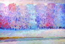 Artwork: Lou Gagnon / original pastels by artist Lou Gagnon, www.LynnVale.com / by Andrea Gagnon