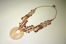 Macrame Necklaces / by kaynara jewellery