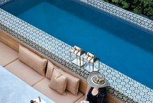 Borda de piscina