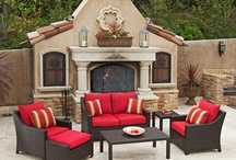 Outdoor Spaces / by Barbara Fields