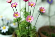 Miniatures Tutorials Flowers