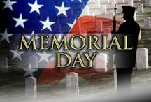 Memorial Day/Veterans Day / by Summer G