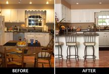 Brytons Before & After Kitchen Remodeling Photos / Before & After Kitchen Remodeling Photos. Cabinet refacing saves you TIME & MONEY