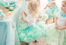Little girl party ideas