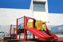 PLAYSENSE-i Park and playgrounds / PlaySense® playgrounds are perfect when you are looking for a lower bugdet. These affordable playgrounds serve kids ages 2 to 5 and ages 5 to 12, so everyone is happy, and every child can have an affordable playground to call their own.