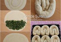 Isırganlı ıspanakĺı börek