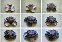 quiling gül (rose)