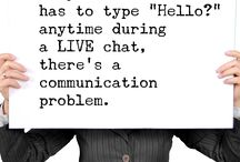 Communication Tune UPs