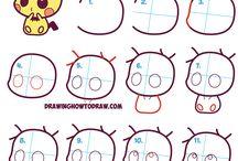 Pokemon tekenen