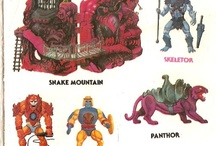 Vintage Toy Catalogs