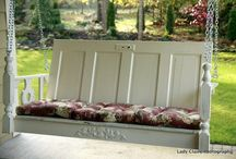 Outdoor: Salvaged Elements / A collection of creative ways to use salvaged pieces in outdoor spaces.