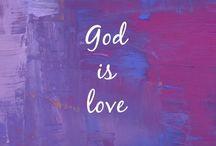 Любовь Бога