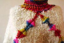 ideas paraunir telas con bordados