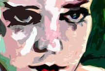 Faces / Art