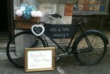 Vintage Inspiration / Vintage/country chic wedding/event ideas