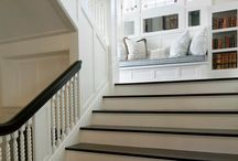 Stairs and Entryways