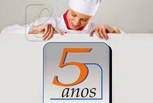 Equipadarias, 5 anos de atendimento. / Equipamentos Para Padarias e Cozinhas Industriais