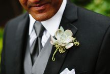 Boutonnieres / Bouts we've made and loved.