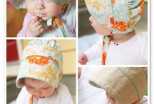 Nanny sewing for her favourite little people / home sewing for babies and toddlers