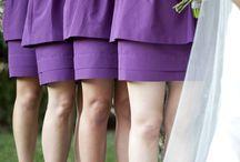 Mariage en violet, couleur Pantone de l'année 2018 / Pantone 2018 ultra violet for you wedding decoration