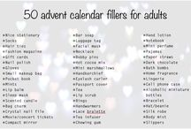 adult advent calendar ideas