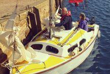 Scotland帆船