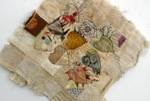 Fabric Art / by Emma