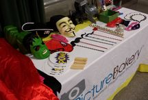 Picture Bakery Events / Picture Bakery Events. Props, backdrops, themed events!