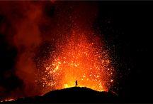 Vulcan - God of Fire / Volcanoes! what else?